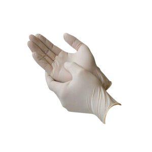 خرید دستکش لاتکس پودری